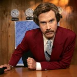 Will Ferrell och Anchorman